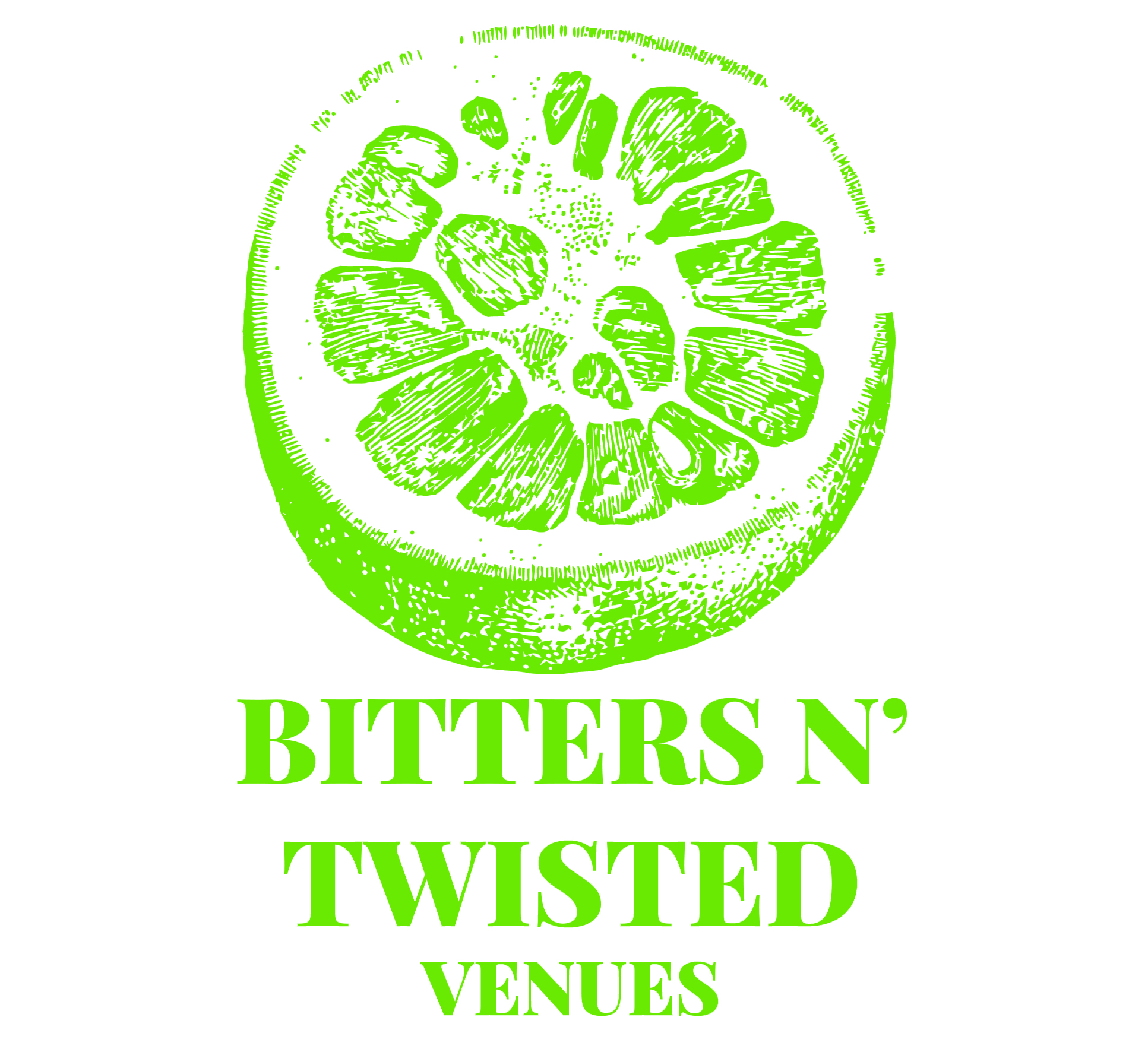 Bitters N' Twisted Venues